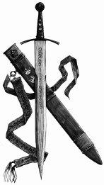 Stammesabzeichen Excalibur